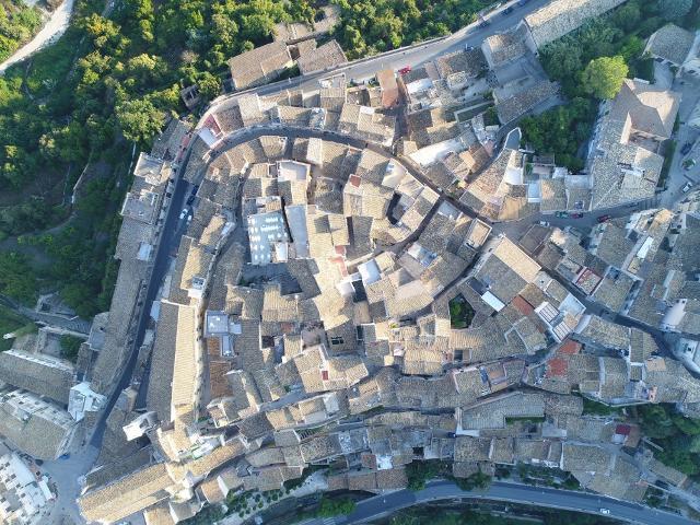 Il quartiere ebraico di Ragusa Ibla, la  Giudecca