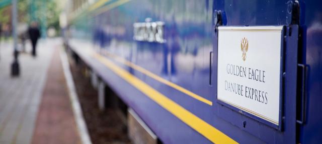 In Sicilia è arrivato il Golden Eagle Danube Express