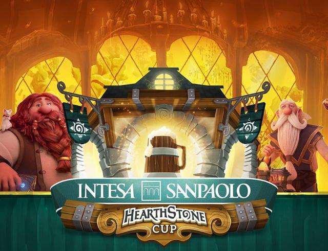 Intesa Sanpaolo Hearthstone Cup