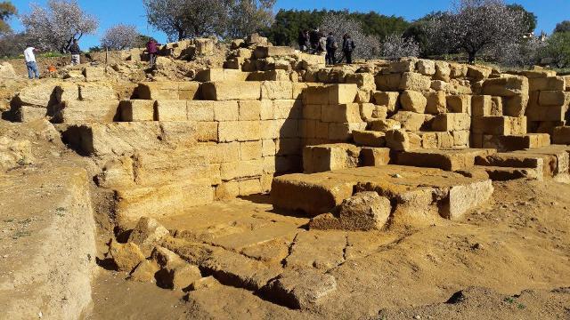 Il Teatro ellenistico di Akragas - Valle dei Templi, Agrigento