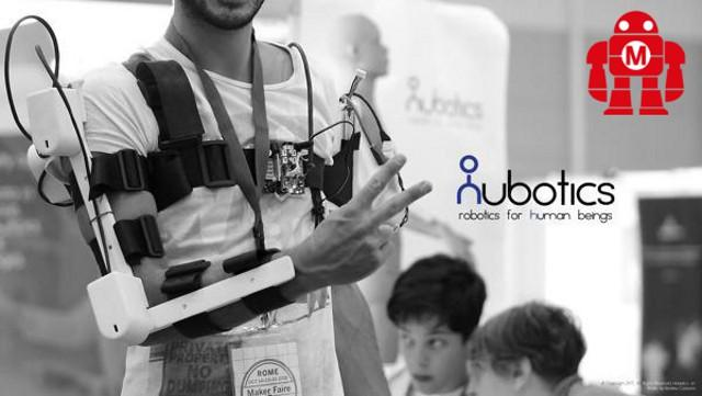 """Hubotics, Robotics for Human Beings"" - Adrano (CT) 