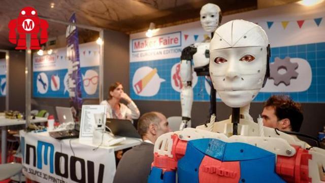 Maker Faire Rome si conferma la fiera dove prende forma la rivoluzione digitale e si anticipa il futuro...