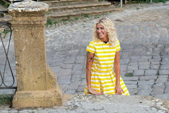 La show girls Marina Graziani