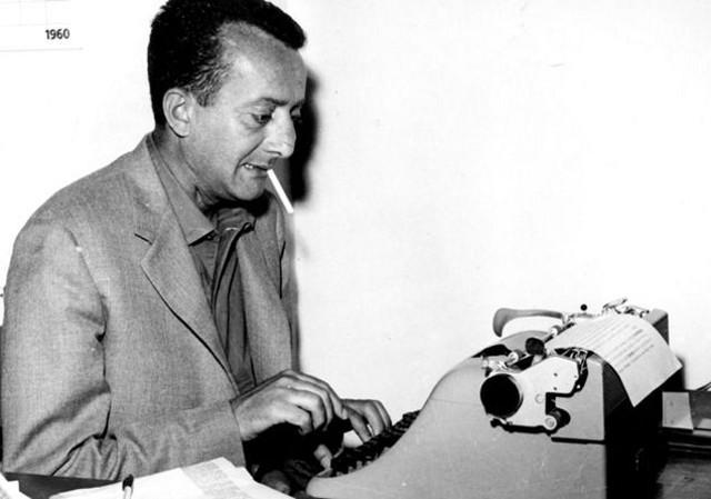Il giornalista Mauro De Mauro
