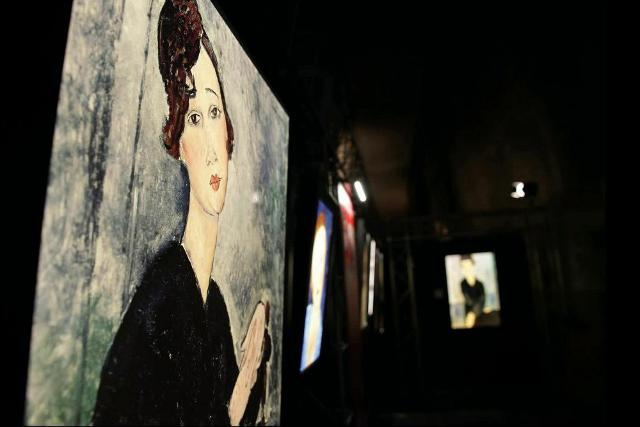 Modigliani Multimedia Experience