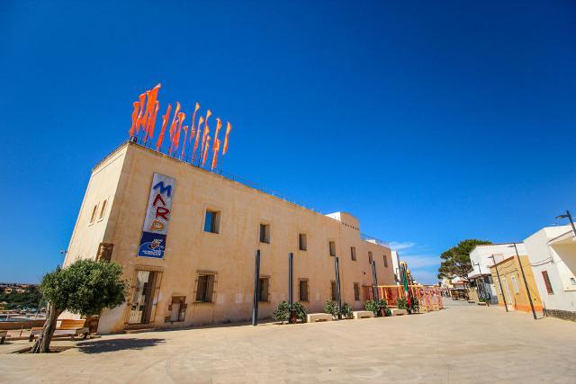 Il Museo Archeologico delle Pelagie a Piazza Castello - Lampedusa