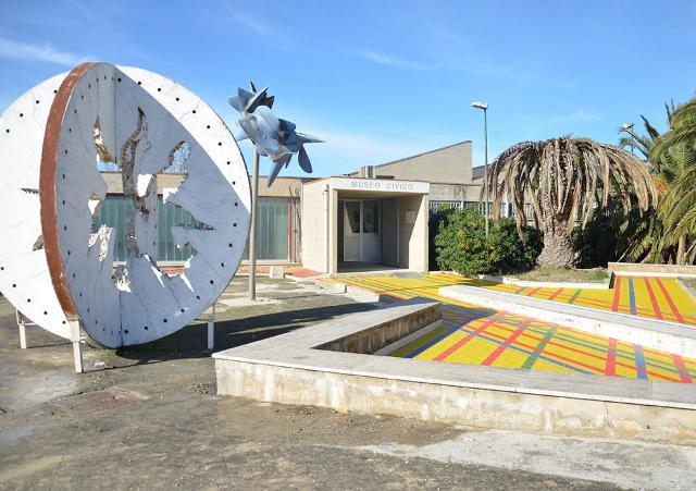 Museo Civico d'Arte contemporanea di Gibellina