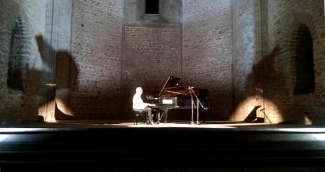 Piano City allo Spasimo di Palermo