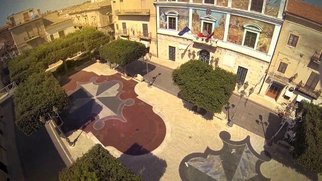 Piazza XX Settembre - Campobello di Licata