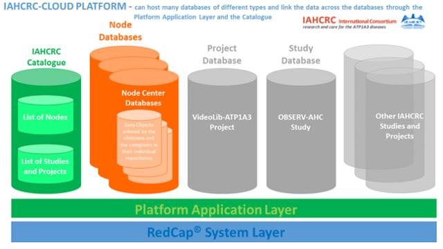Progetto IAHCRC-CLOUD Platform