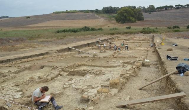 Nell'Agorà di Selinunte, le ricerche dell'Istituto Archeologico Germanico