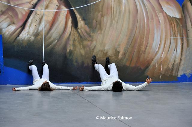 Coreografia di Sifeddine Manai