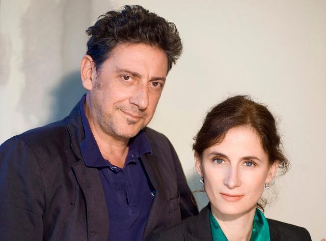 Sergio Castellitto e Margaret Mazzantini