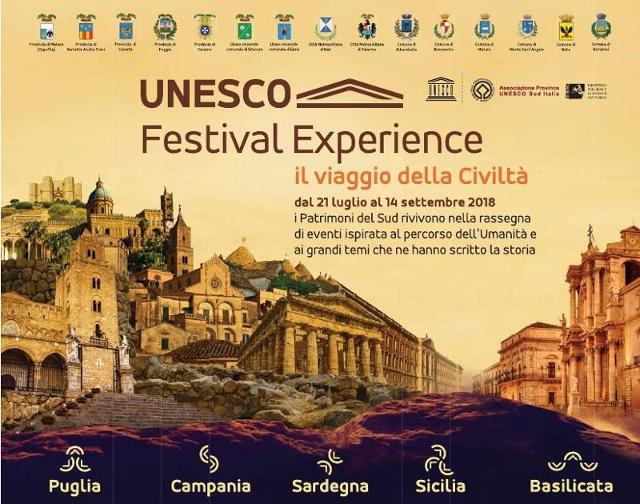 Grande successo per la missione AITB per #UNESCOfestivalexperience