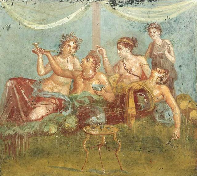 """""""O fonte di Bandusia che brilli più del vetro e meriti il dolce vino e le corone..."""" (Orazio, odi 3,13)"""