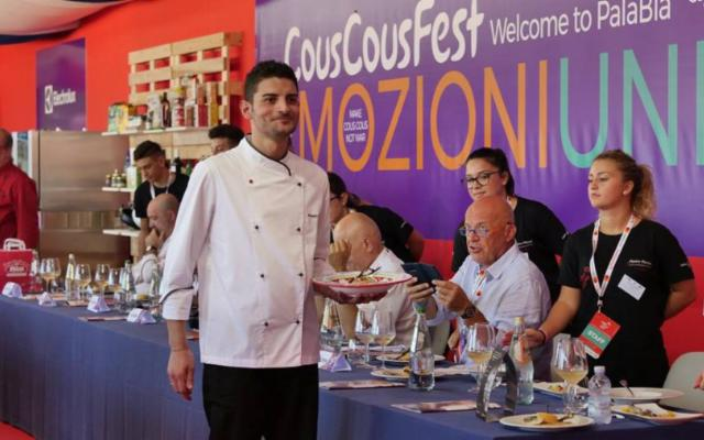 Cous Cous Fest: è siciliano il miglior chef italiano di Cous cous