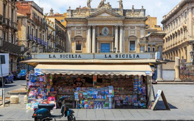 Catania è la città più alternativa d'Europa: parola del Guardian