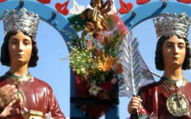 Festa dei Santissimi Cosma e Damiano
