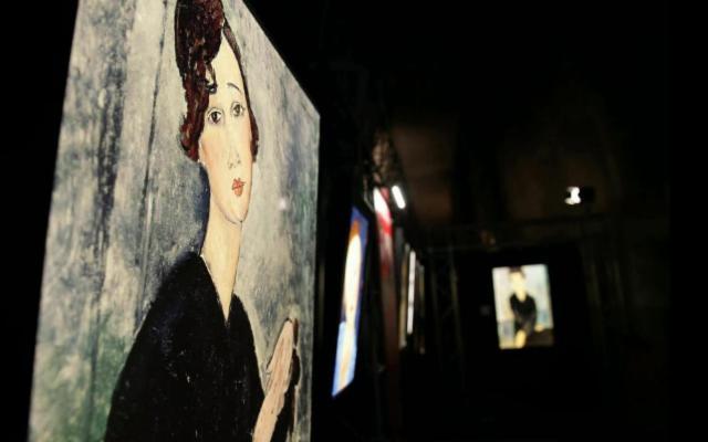 A Palermo le donne di Modigliani in una mostra multimediale