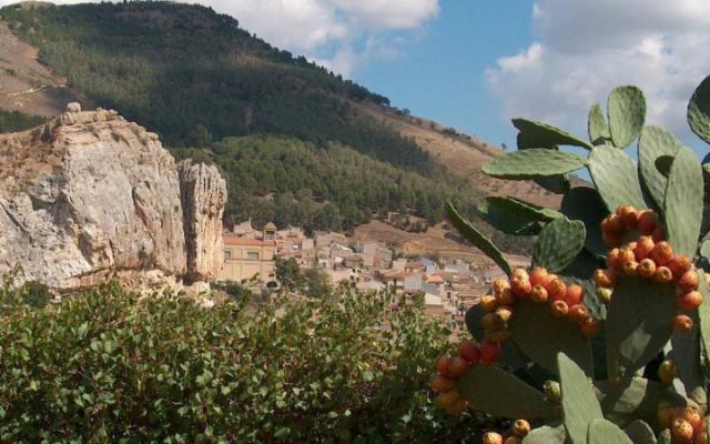 Roccapalumba, Paese delle Stelle e... del Ficodindia
