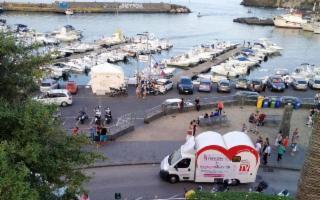 Il camper dell'amore va in giro per la Sicilia...