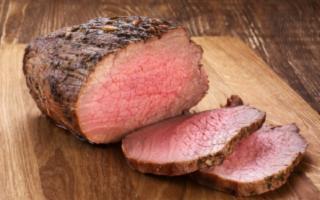 Sagra della carne al forno