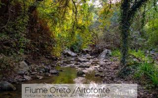 Fiume Oreto /Altofonte - Percorso Naturalistico e quattro passi sul fiume