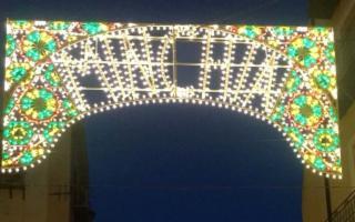 A Palermo, ''Minchia'' diventa una luminaria