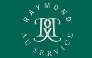 ''Raymond (Au Service)'' di Olaf Nicolai