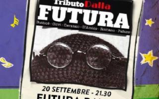 Futura Band in 'Lucio Dalla Tribute'