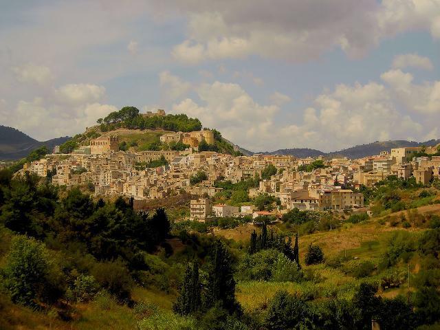Panorama di Calatafimi Segesta - ph Francescodibartolo80
