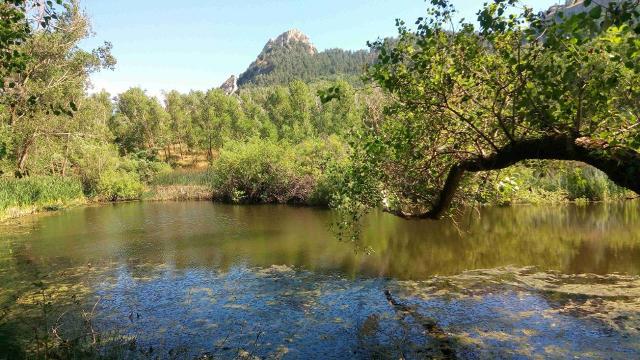 Il laghetto del Campanito