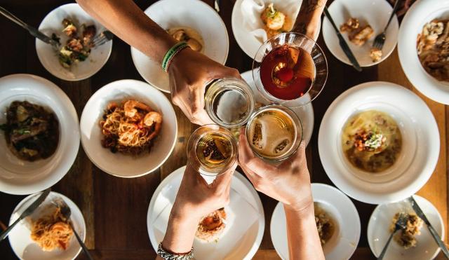A Palermo l'abitudine del cibo a domicilio è forte soprattutto il sabato, quando si registra il picco di richieste.