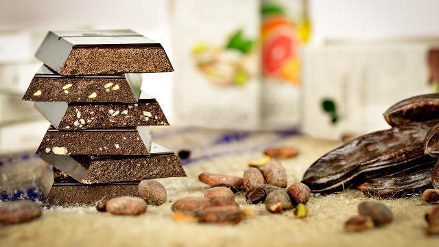 Cioccolato di Modica e carrube - CioKarrua
