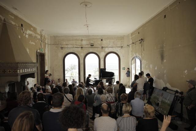 Piano City Palermo 2018 a Palazzo Forcella de Seta