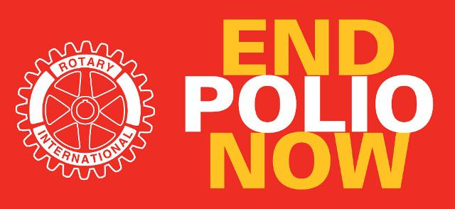 End Polio Now - Campagna Rotary Club