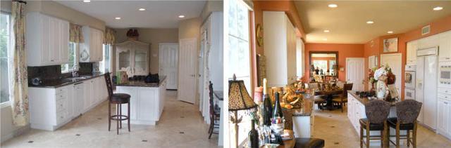 """Il ruolo dell'home stager è quello di """"mettere in scena"""" la casa per attirare i potenziali compratori..."""