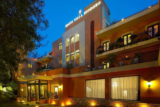 Hotel Villa Diodoro a Taormina