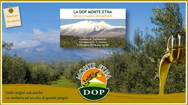 Salto di qualità per l'olio del Vulcano Etna