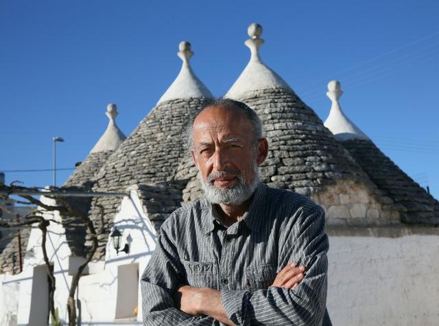 Manoocher Deghati in Puglia
