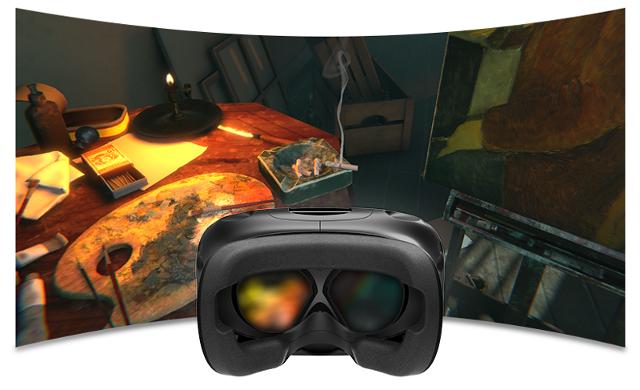 L'esperienza di vedere Modigliani con gli Oculus