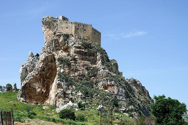 Il Castello Manfredonico Chiaromontano di Mussomeli
