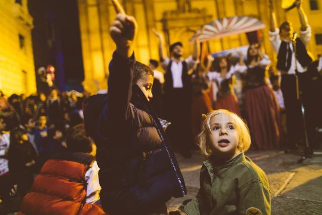 Notte di Zucchero a Palermo per la Festa dei morti