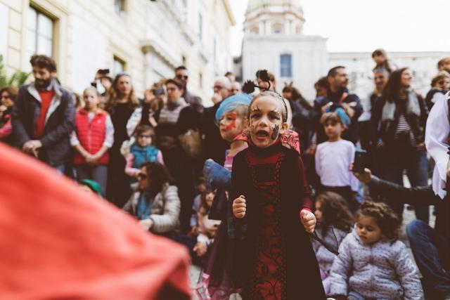 Notte di Zucchero a Catania per la Festa dei morti