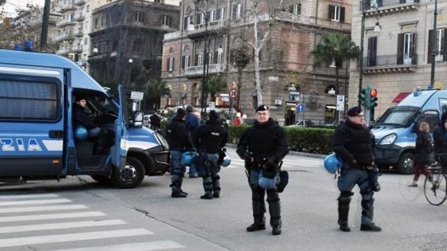 Palermo sarà una città blindata per due giorni, il 12 e 13 Novembre