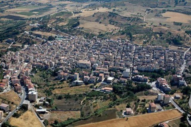 Panorama di Baucina