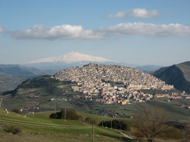 Panorama di Gangi - ph Laura Lovecchio