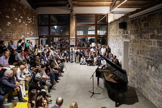 Piano City Palermo 2018 ai Cantieri Culturali alla Zisa