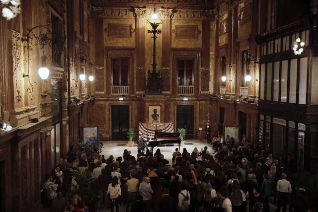 Piano City Palermo 2018 al Teatro Massimo