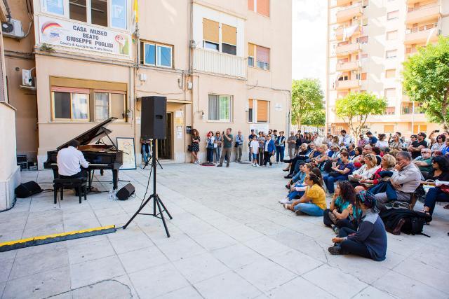 Piano City Palermo 2018 a Brancaccio
